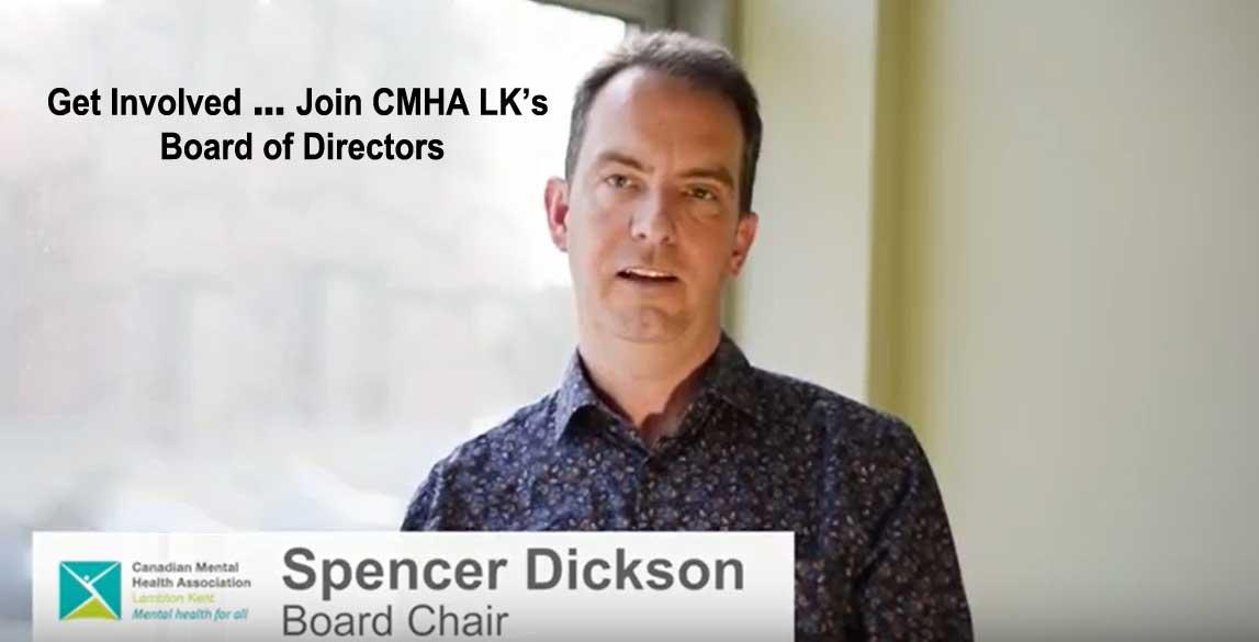 CMHA LK is Recruiting New Board members.