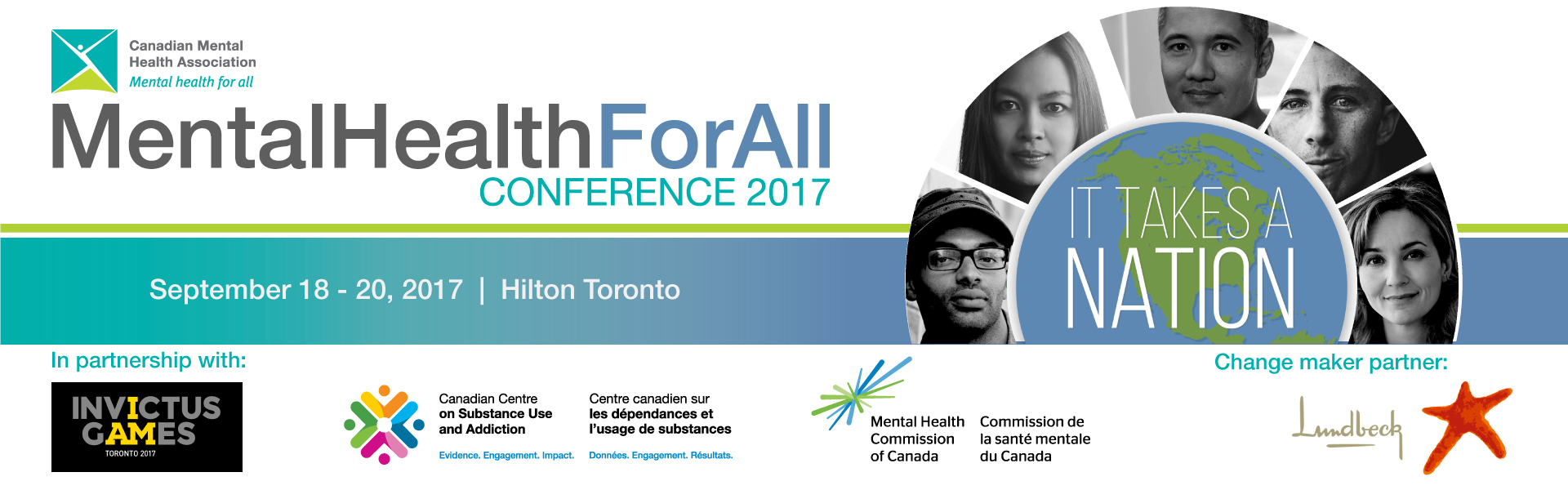 Plan to attend the Second Annual Mental Health for All Conference