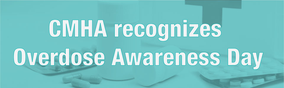 Overdose is preventable: Know the Signs  International Overdose Awareness Day August 31