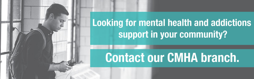 Community Mental Health Resources Available for Post-Secondary Students