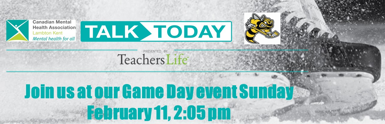 February is TalkToday Month across the OHL