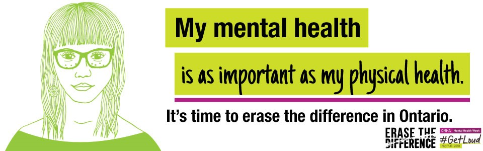 Help Make a Difference for Mental Health Week