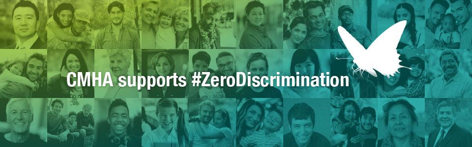 CMHA takes a stand for Zero Discrimination Day