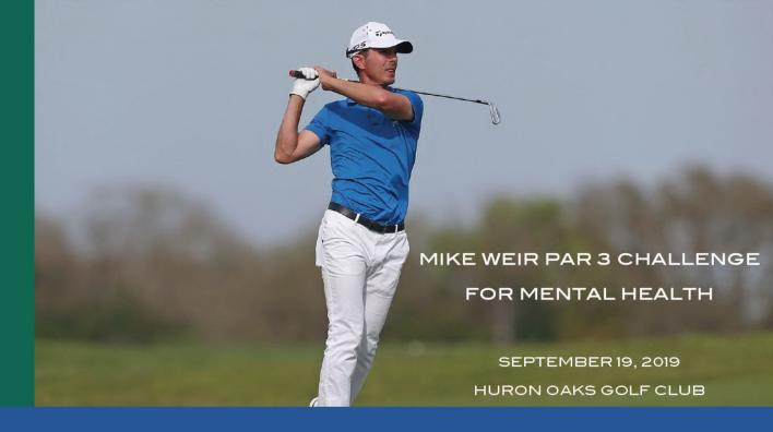 Mike Weir Foundation Tournament Announces Founding Sponsors