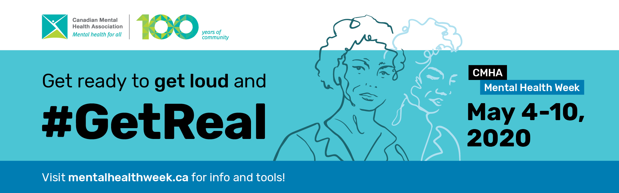 For Mental Health Week, the Canadian Mental Health Association promotes social connection to protect mental health in these difficult times